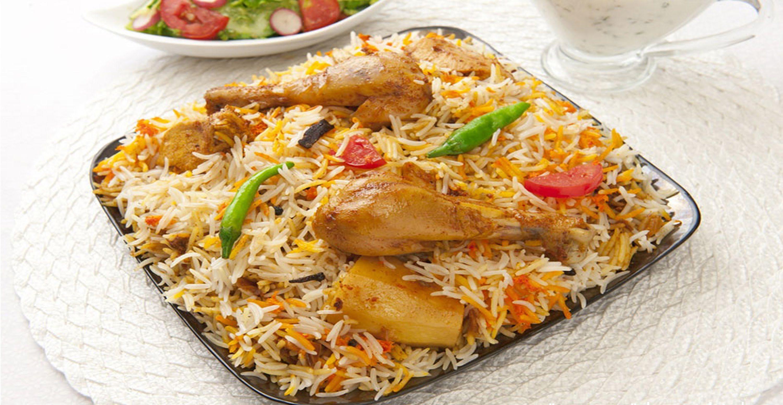 الرز البرياني السعودي