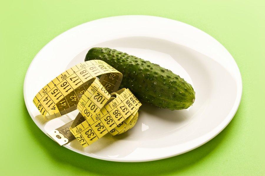 رجيم الخيار لانقاص الوزن