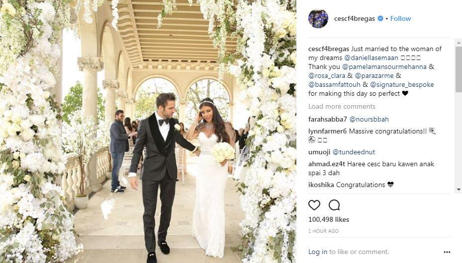 صورة-من -زفاف-نجم-تشيلسي