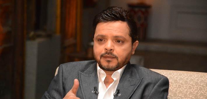الممثل الكوميدي محمد هنيدي