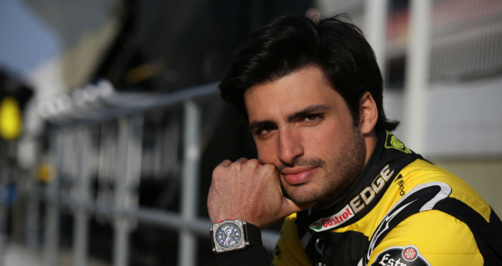Bell&Ross_BR03-94 RS18 Chronograph_Carlos Sainz
