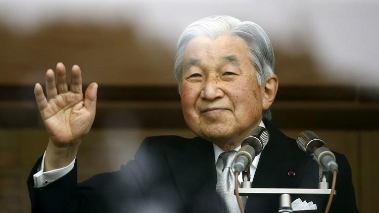 إمبراطور اليابان آكيهيتو