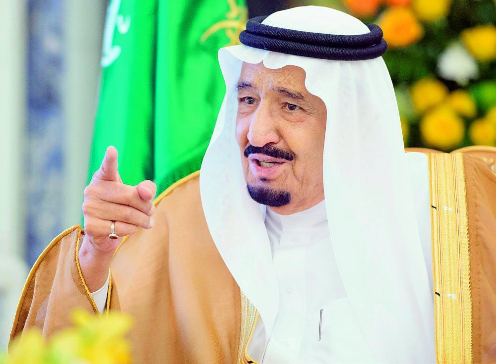 حساب الملك سلمان أكثر الحسابات تفاعلا على تويتر