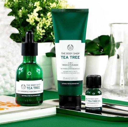 Tea Tree 3-in-1 Wash.Scrub.Mask 4.2 FL OZ