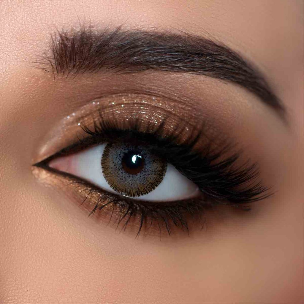 Wojooh - brown-eye _ AED150