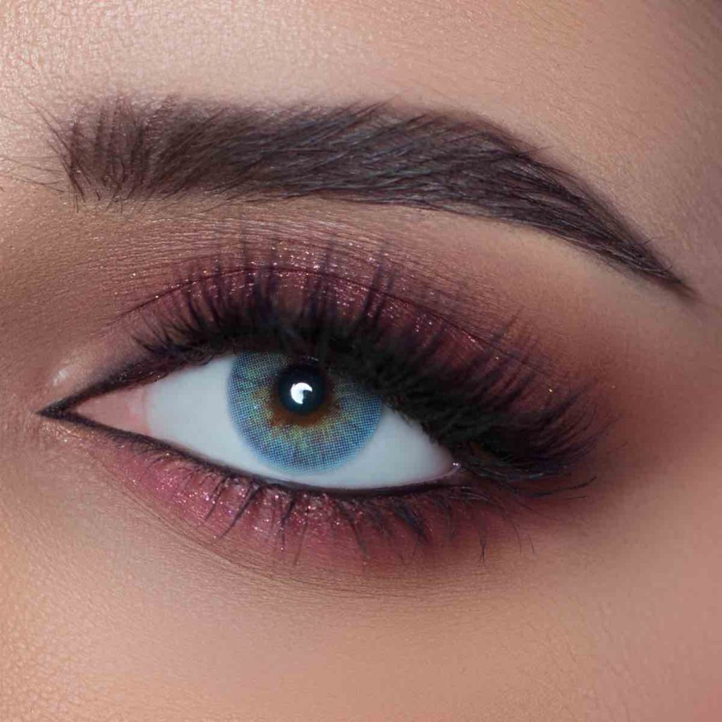 Wojooh - sky blue-eye _AED150