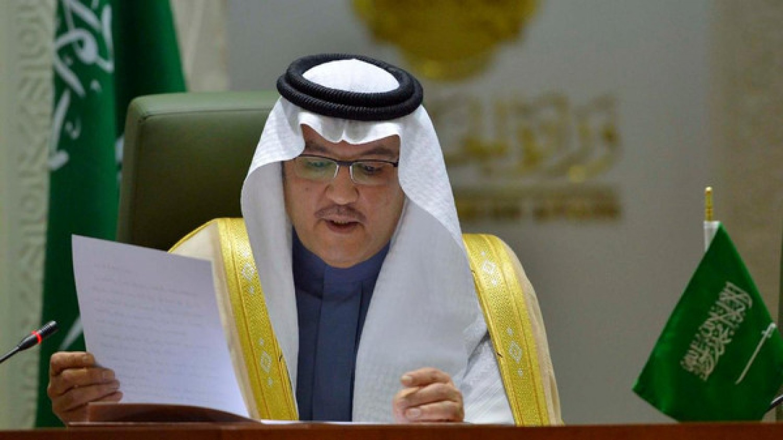 أسامة النقلي سفير السعودية في مصر