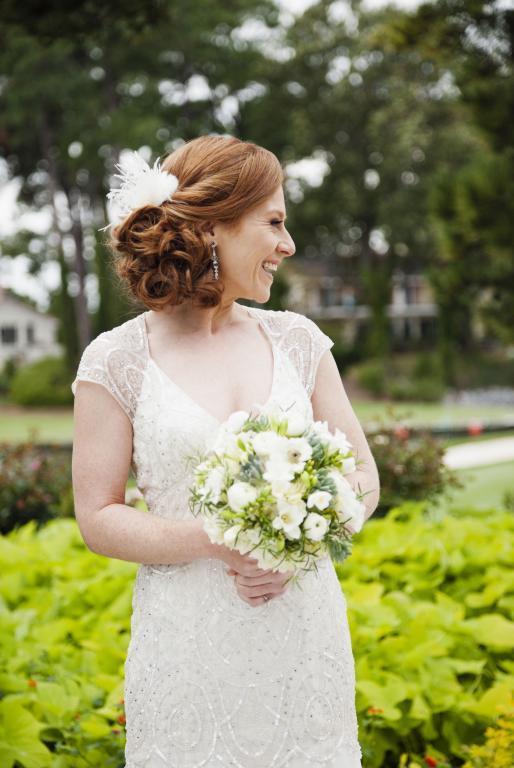 تسريحات -شعر -العروس
