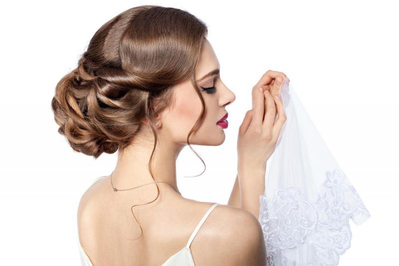 تصفيف -شعر -العروس