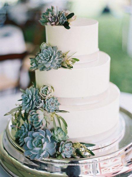 كعكة-بالورود-الزرقاء