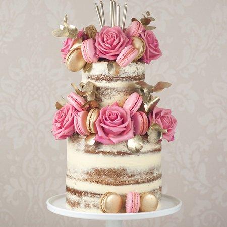 كعكة-ملونة