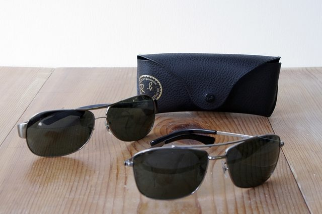 451218dd2 كيفية التمييز بين النظارات الشمسية المقلدة والأصلية - مشاهير