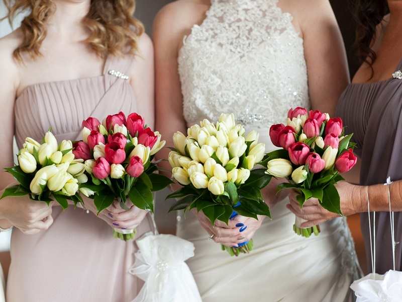 مناكير-ورد-عروس