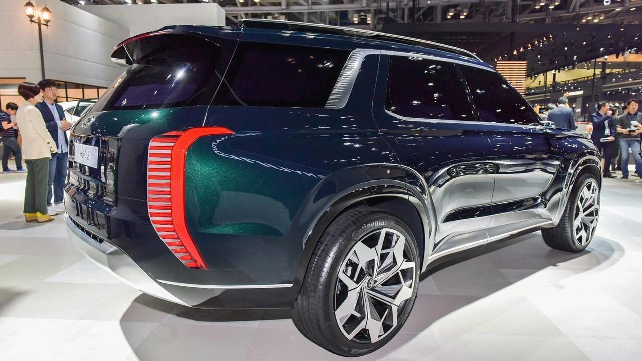 فيديو هيونداي تكشف عن أفخم سيارتها للطرق الوعرة
