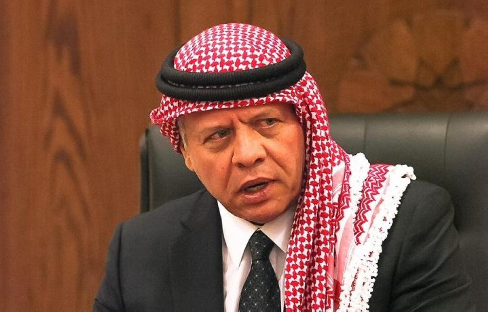 الملك عبدالله الثاني وبخ رئيس الوزراء بسبب رفع أسعار المحروقات