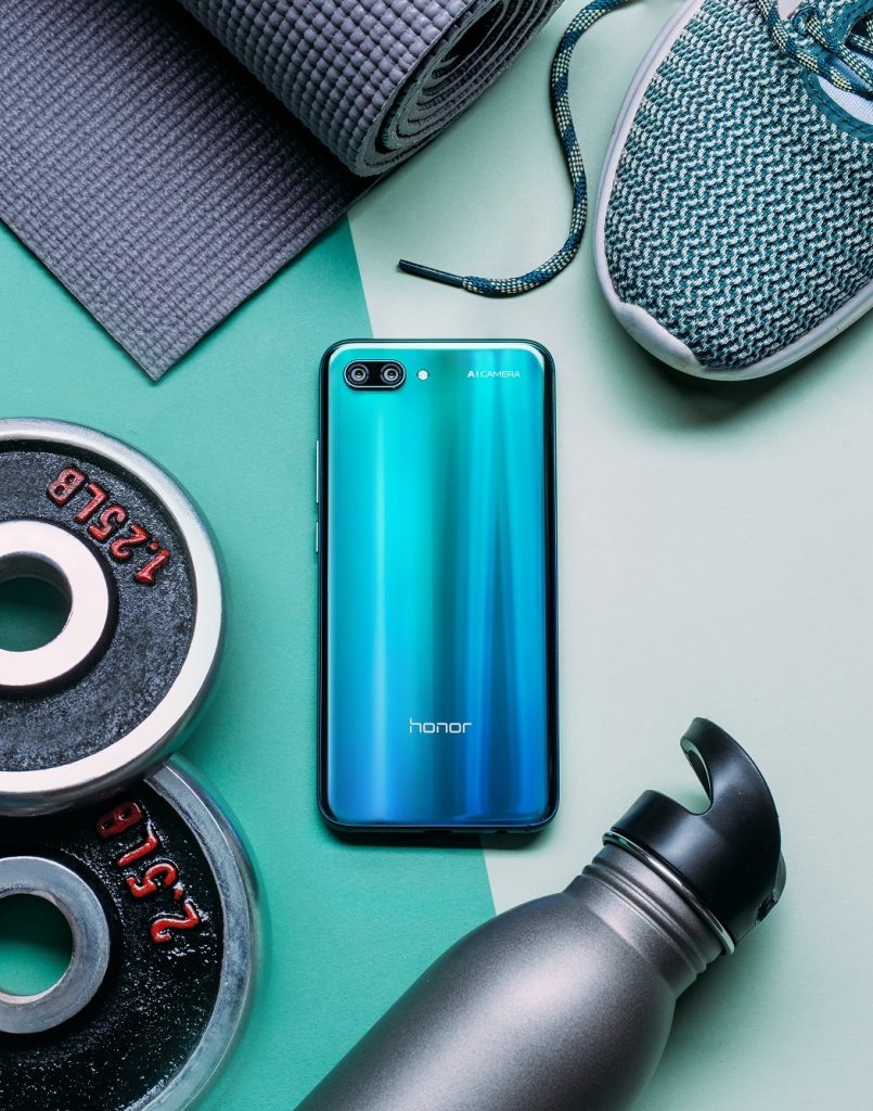 Honor 10_Phantom Green