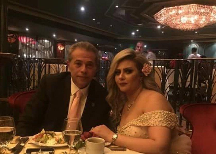 العروسين-بعد-حفل-الزفاف