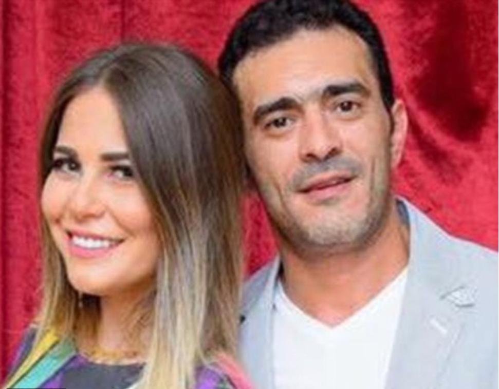 المحامي-طارق-جميل-سعيد-مع-منة-حسين-فهمي