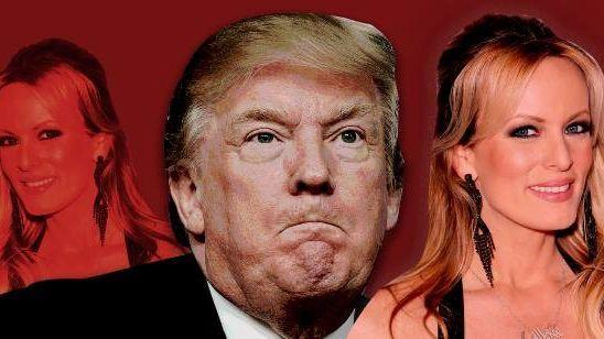 تسجيل صوتي يفضح علاقة دونالد ترامب مع ممثلة أفلام إباحية