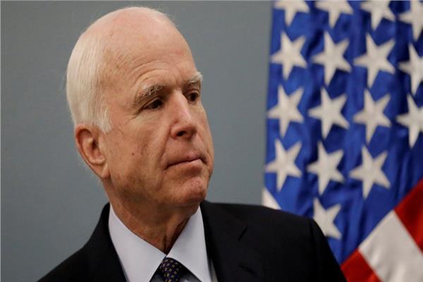 وفاة السناتور الأمريكي جون مكين متأثرا بسرطان المخ