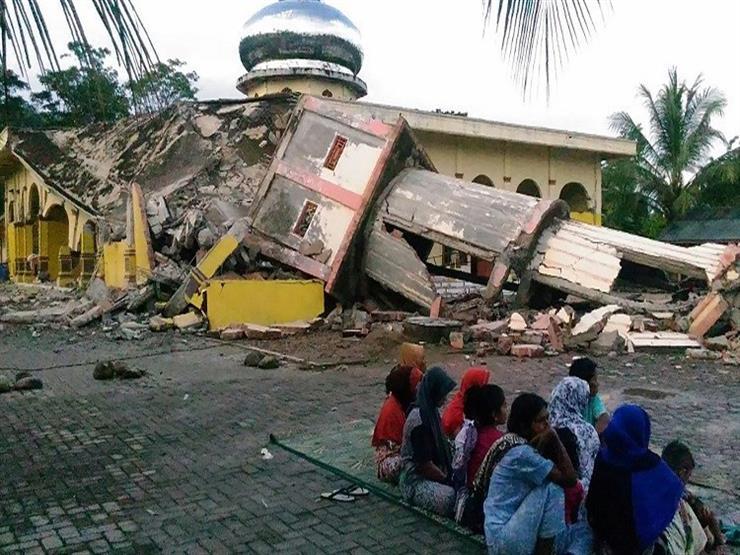 الإمام الذي أكمل صلاته في زلزال إندونيسيا يتحدث لأول مرة