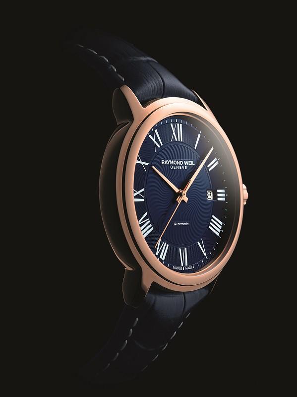 475bda17c مجموعة الساعات السويسرية الرجالية الجديدة من ريموند ويل - مشاهير