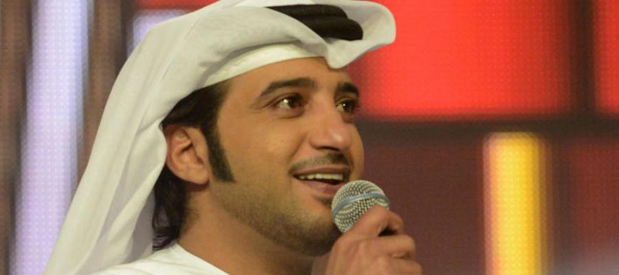 الفنان الإماراتي عيضة المنهالي