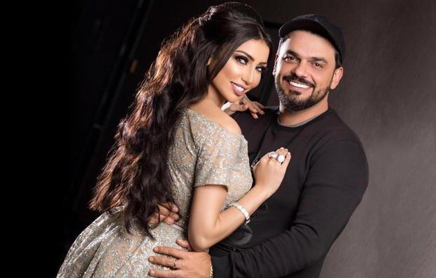 انفصال دنيا بطمة عن زوجها محمد الترك