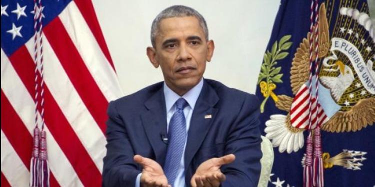 باراك أوباما يكشف سبب طرده من ديزني لاند