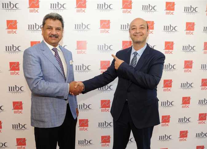 برنامج عمرو أديب على قناة mbc