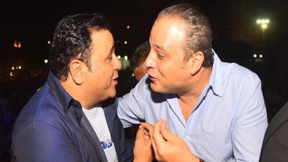 حقيقة هروب تامر عبد المنعم خارج مصر