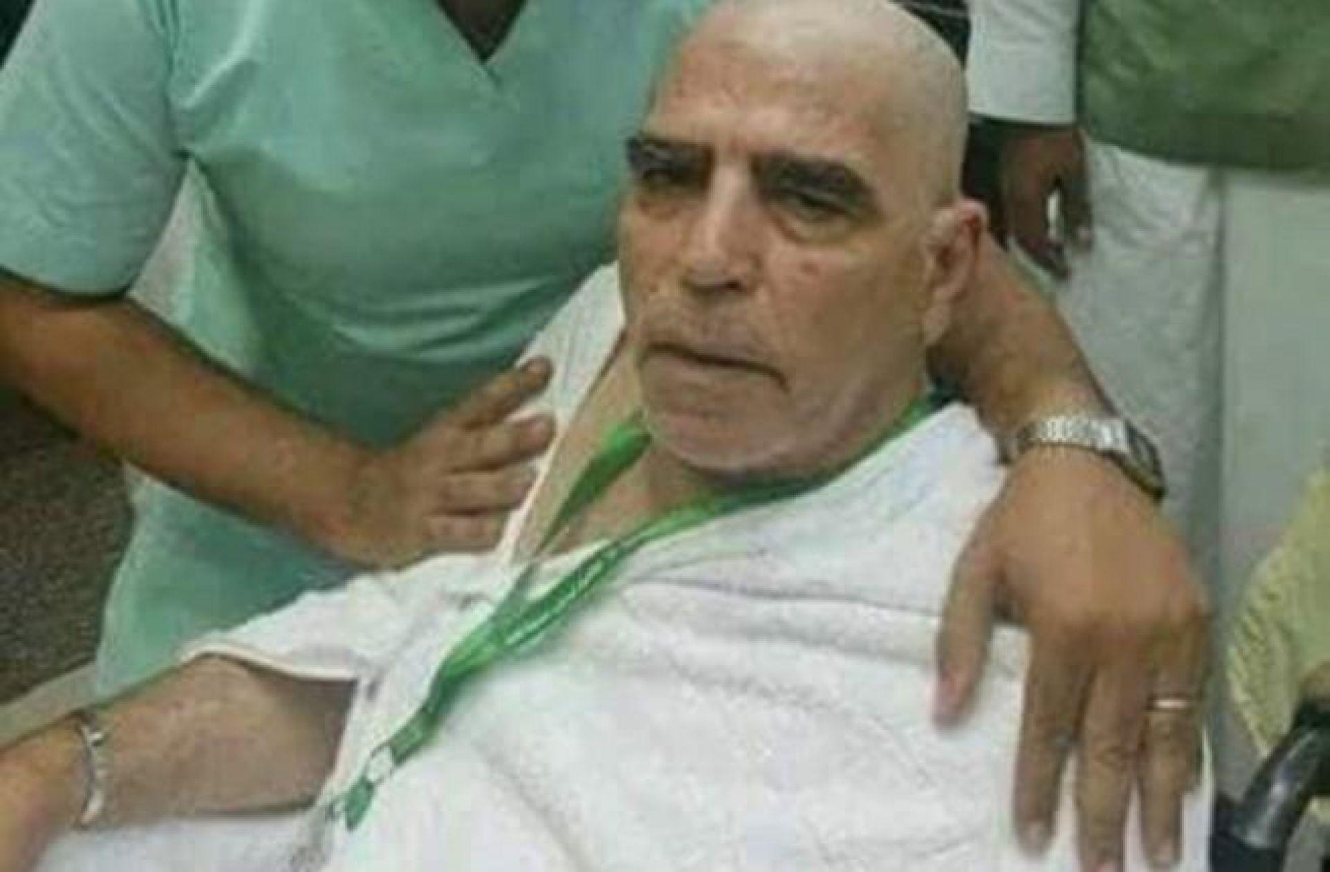 حقيقة إصابة محمود الجندي بالشلل