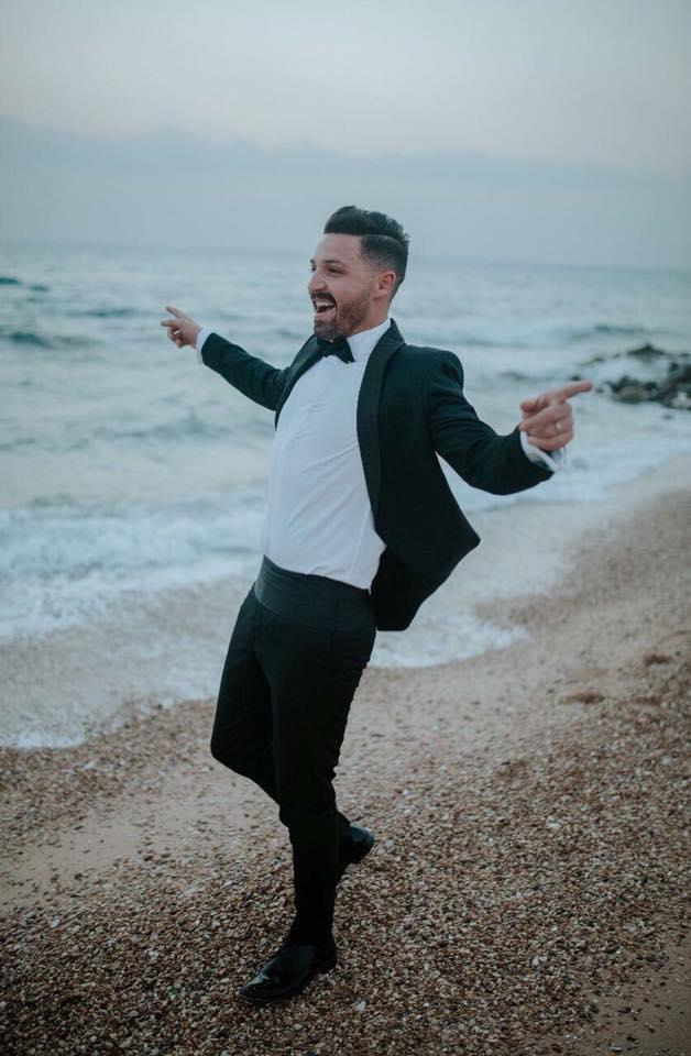 محمود-حجازي-يعلن-عن-زفافه-بهذه-الصورة