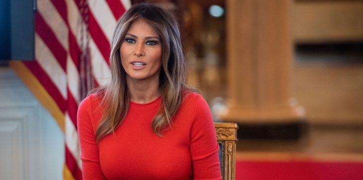 البيت الأبيض يحذر سكرتيرة ميلانيا ترامب زوجة الرئيس الأمريكي