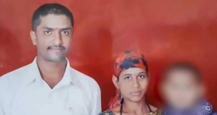 رجل ذبح زوجته وحمل رأسها في كيس بلاستيك إلى الشرطة