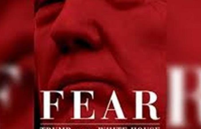 كتاب الخوف يتصدر قائمة الأكثر مبيعاً بعد ساعات من نشره