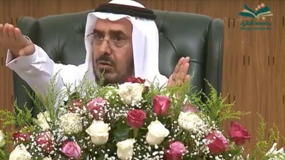 تصريحات رئيس جامعة شقراء يثير الجدل في السعودية