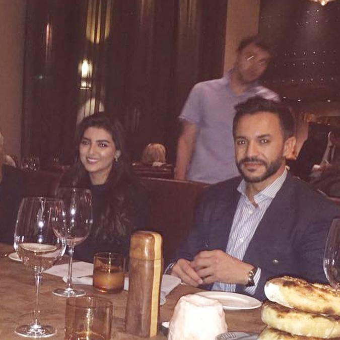 المذيعة مريم سعيد تتزوج مليونير عربي سرا وتعتزل العمل التلفزيوني