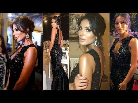 اطلالات-نادين-نجيم-في-حفل-ملكة-جمال-لبنان