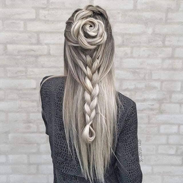 الوان-صبغات -شعر