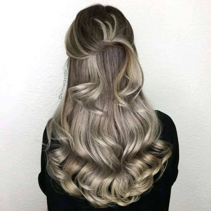 الوان-صبغات- شعر