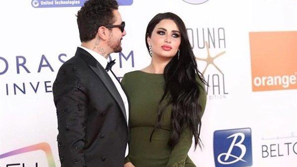 تصريحات أحمد الفيشاوي عن علاقته بزوجته