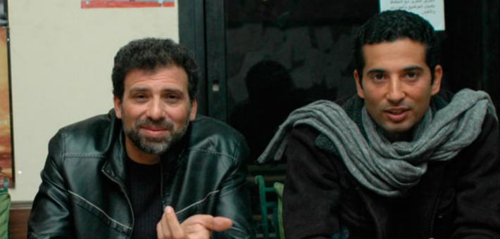 رد خالد يوسف على عمرو سعد بسبب فيلم كارما