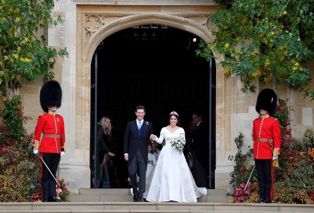 زفاف-الأميرة-يوجينى-و-جاك-بروكسبانك