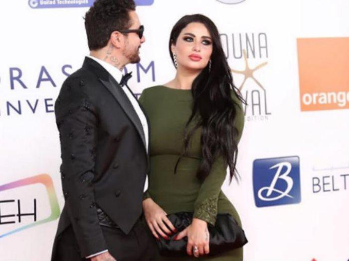زوجة-أحمد-الفيشاوي