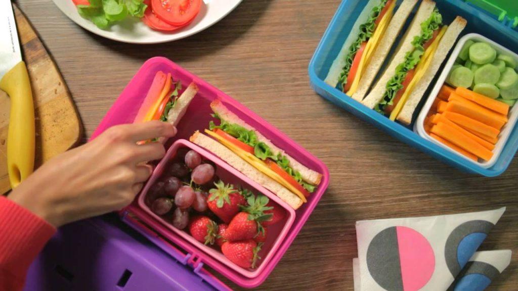 وجبات- المدرسة