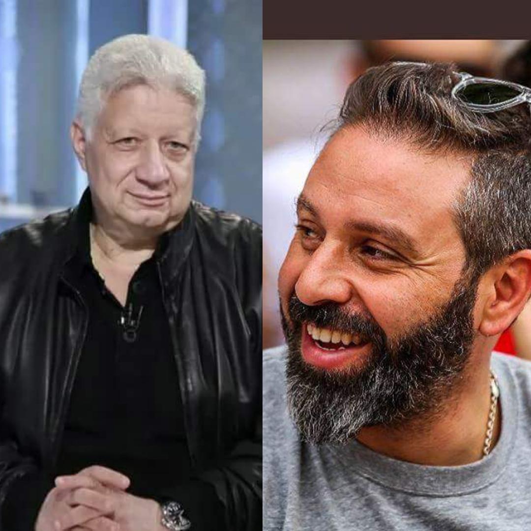 حازم إمام ومرتضى منصور
