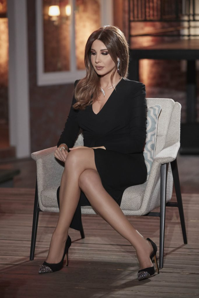 MBC1- TAKHAREEF- GUEST NANCY AJRAM (3)