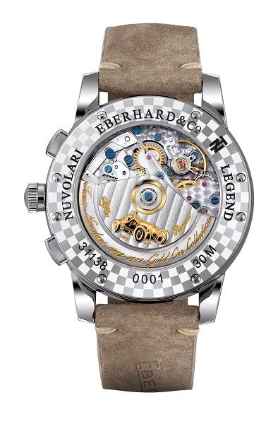 e69ff4b7e77af اصدار جديد من ساعات إبرهارد آند كو السويسرية أسطورة الوقت - مشاهير