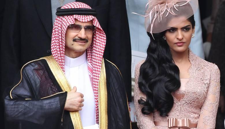 سرقة مجوهرات أميرة الطويل طليقة الأمير الوليد بن طلال